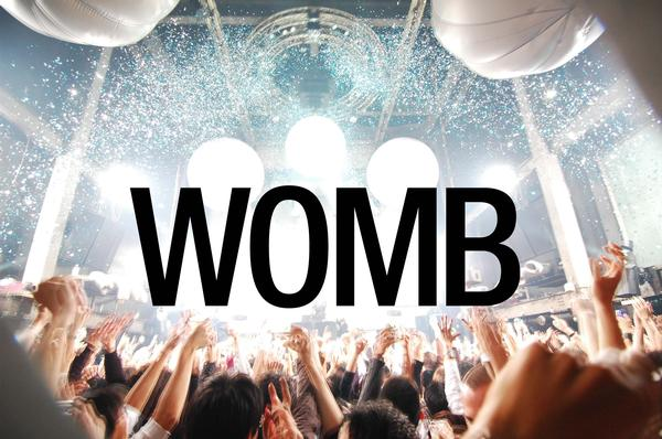 【渋谷 クラブ】ウーム(WOMB)