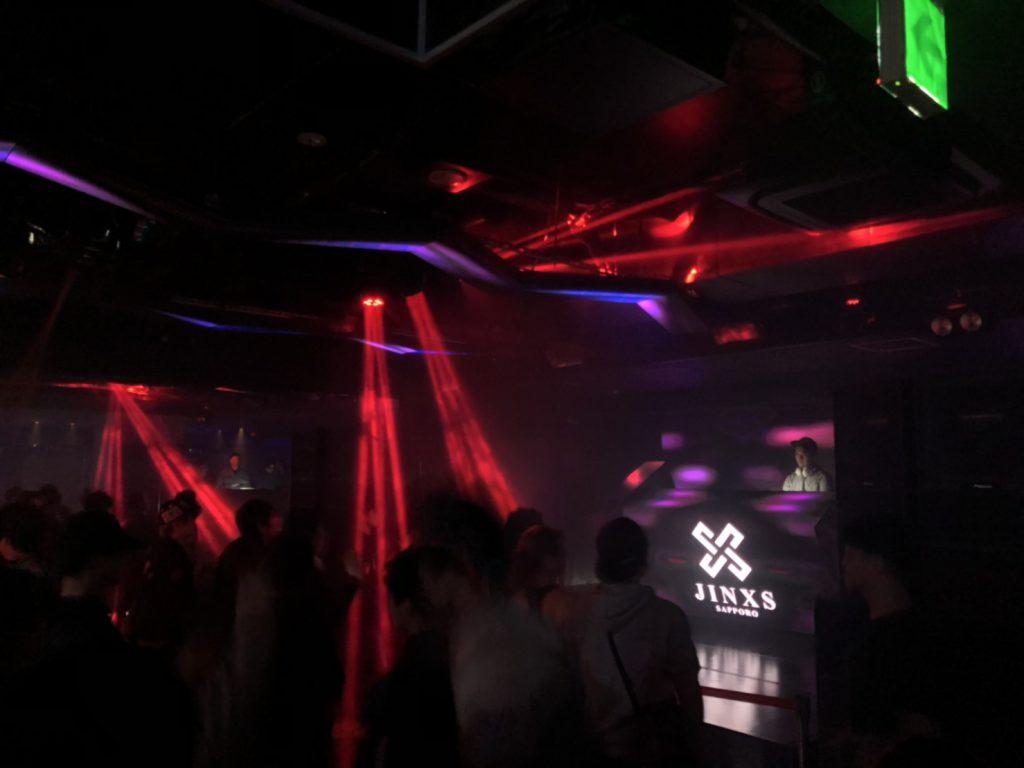 JINXS Sapporo(ジンクス札幌)の写真