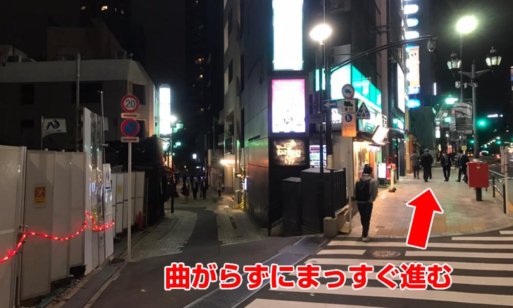 【オクタゴンへの道順】六本木 クラブ】 SEL OCTAGON TOKYO セルオクタゴン 東京