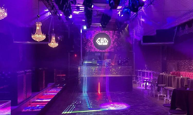 Club GHQ 銀座裏コリドー